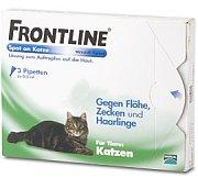 Frontline Spot on K für Katzen