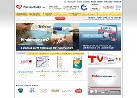 Medikamente online bis 50% gnstiger kaufen in Shop Apotheke.